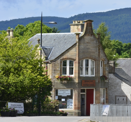 Alness Heritage Centre Shop